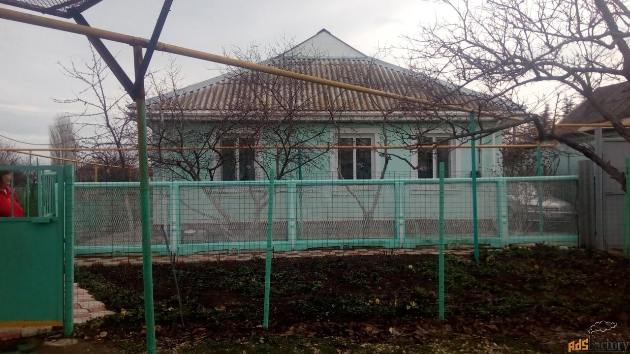 дом 60 м² на участке 2 сот.