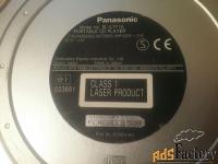 panasonic sl-ct710 portable cd player