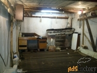 гараж железобетонный, 18 м²