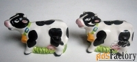 керамические сувениры «корова»