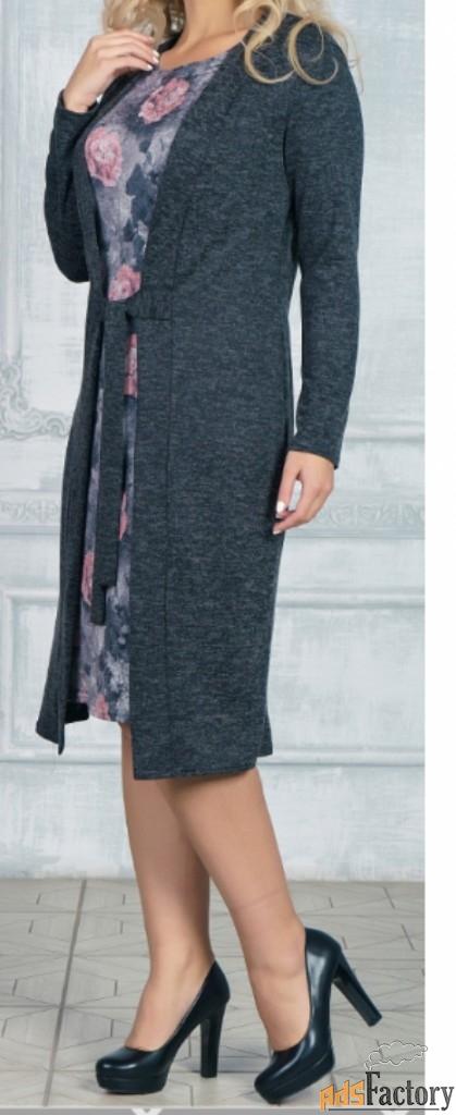 платье для пышных дам