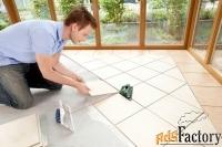 плиточник выполнит все плиточные работы.  ванна «под ключ».