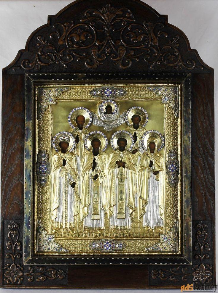 покупка старинных икон, антиквариата дорого.