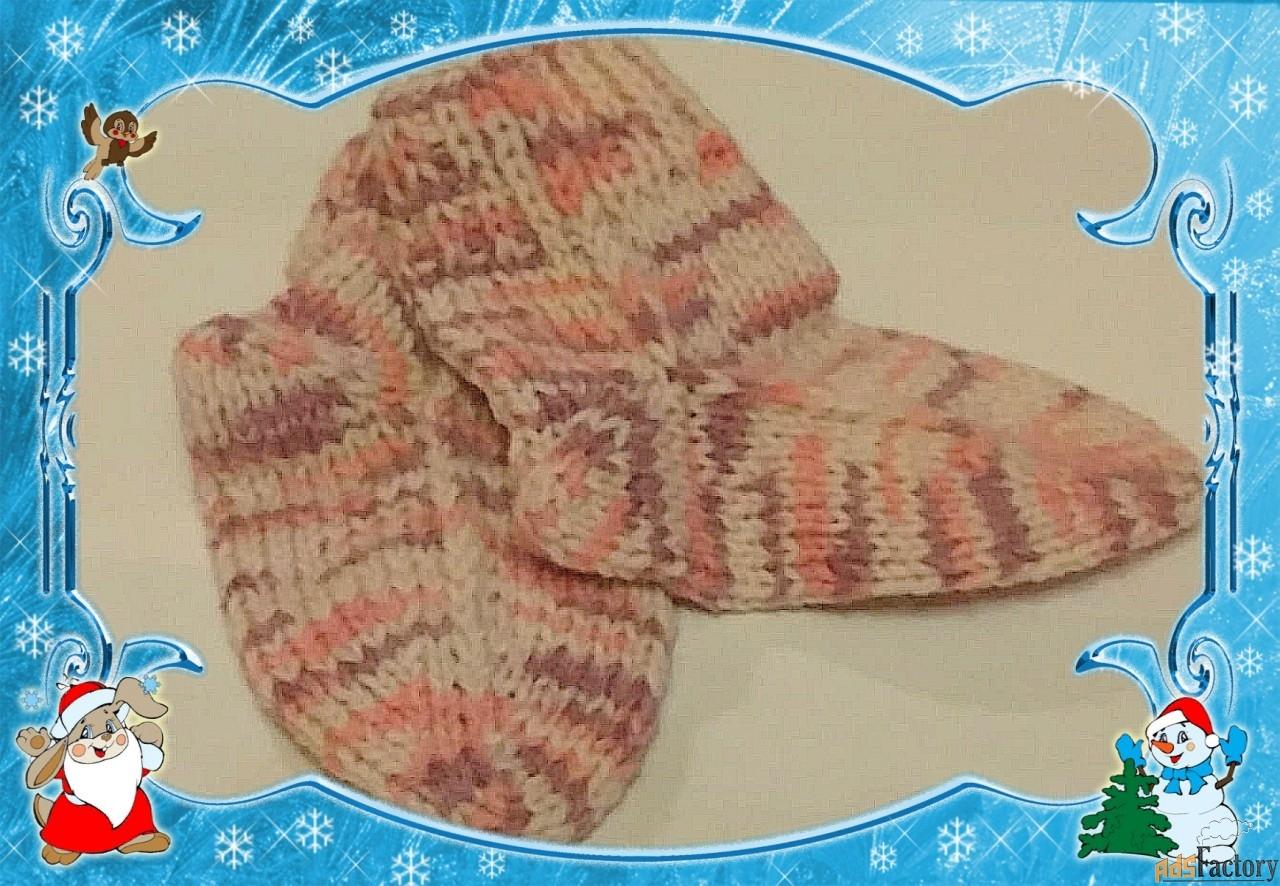 Продам детские теплые носочки