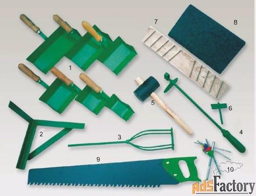 инструмент для кладки газосиликата