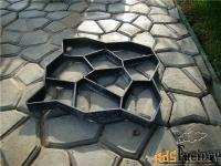 формы пластиковые для изготовления тротуарной плитки и камня