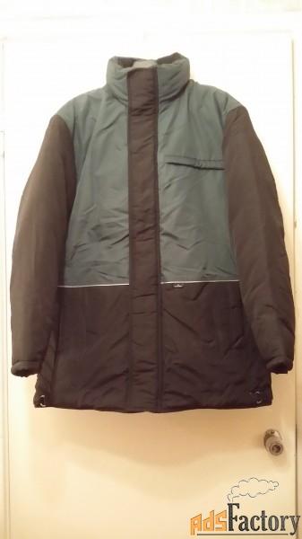 куртка мужская утеплённая зимняя новая