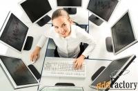ищу работу(основную/подработку) на удаленном доступе в сети