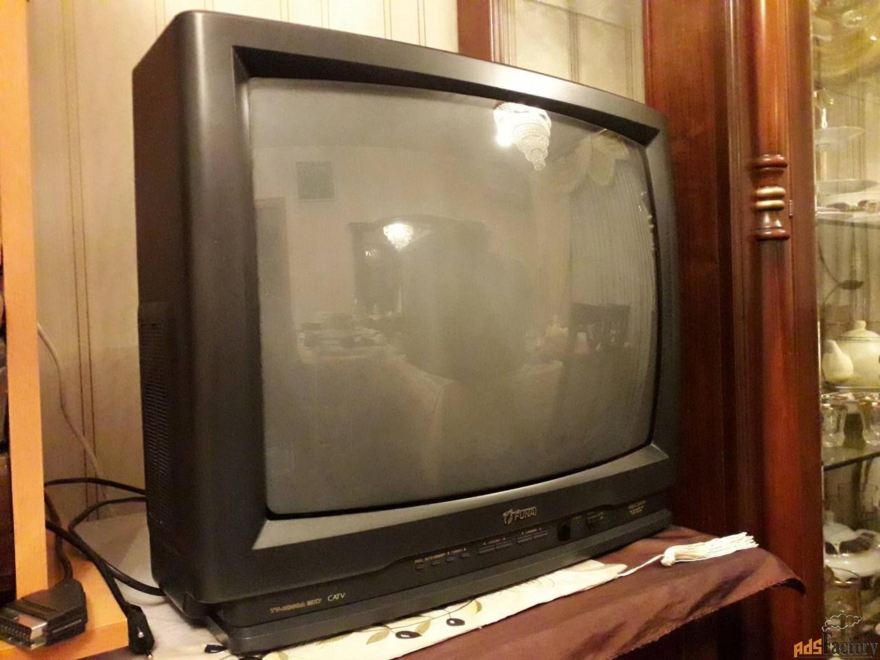 телевизор funai tv-2000a mk7, диагональ 51 см + пульт + инструкция