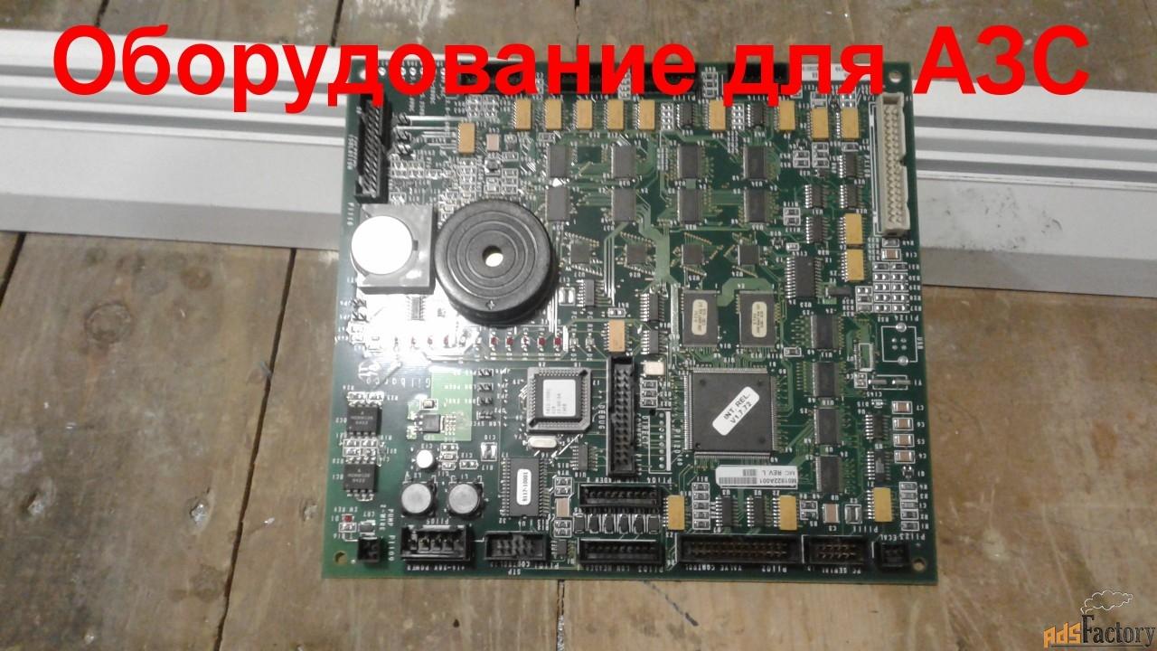 Плата ЦПУ Sandpiper  для Топливо Раздаточной Колонки  Джилбарко SK 700