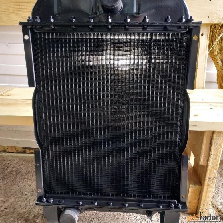 водяной радиатор мтz-1221 / d-260 (5-ти рядный)