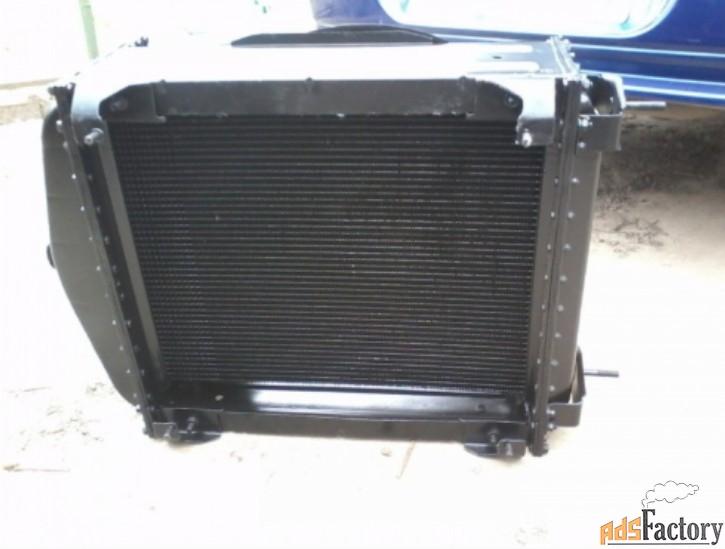 радиатор водяной а-01, а-41 / 4-х рядный