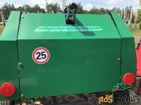 Рулонный мини пресс-подборщик ПР-60 (Беларусь)