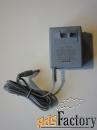 адаптер питания 120 вольт на 12 вольт. фирменный