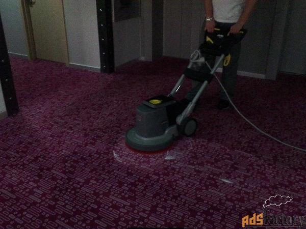 выездная химчистка ворса ковров, ковровых покрытий