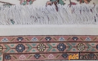 отбеливание кистей ковров