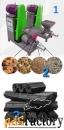 древесный уголь в брикетах / оборудование