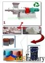 Оборудование стекловолокно порошок