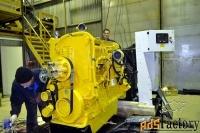 ремонт и то дизельных электростанций