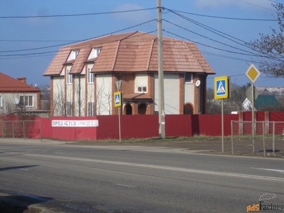 дом 430 м² на участке 16,8 сот.