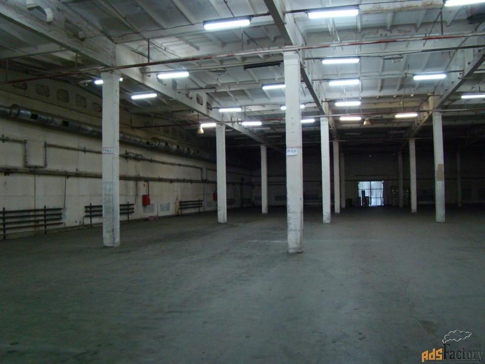 производственно-складской комплекс/помещение, 600 м²