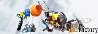 виброплита бензиновая lifan vpg-70в (вес 71 кг, колеса, бак для воды)