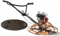 машина заглаживающая, бензиновая tss dmd1000l (лопасти, диск)