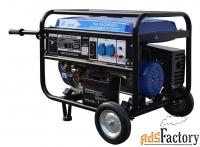 бензогенератор tss sgg 5000 eh
