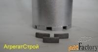 алмазная коронка по бетону и железобетону pro (china)
