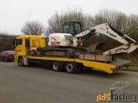 эвакуаторы для грузовиков и техники