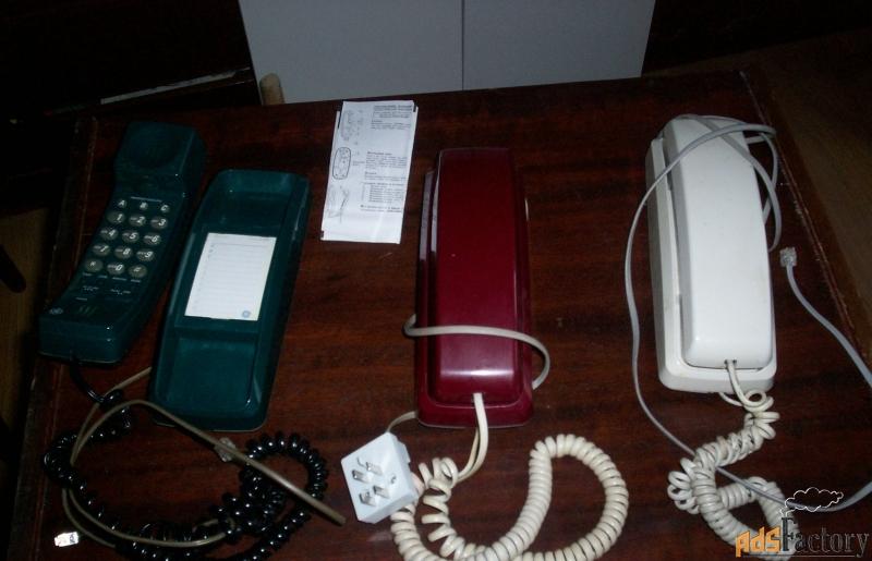 3 кнопочных телефона