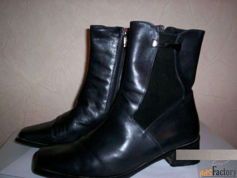 ботиночки демисезонные италия