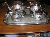 антикварный чайный набор