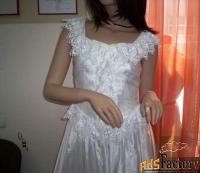 свадебное или для выпускного вечера платье