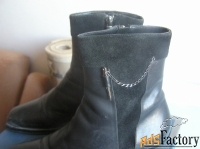 ботиночки зимние италия