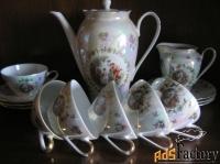 чайный сервиз мадонна