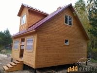 дома из профилированного бруса в рыбинске и рыбинском районе.