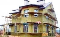 утепление деревянных и каменных домов и коттеджей
