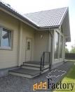 дом 250 м² на участке 30 сот.