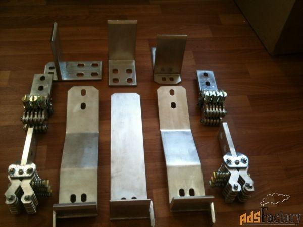 система контактная в комплекте( 6 розеток, 3 ножа верхних, 3 ножа ниж