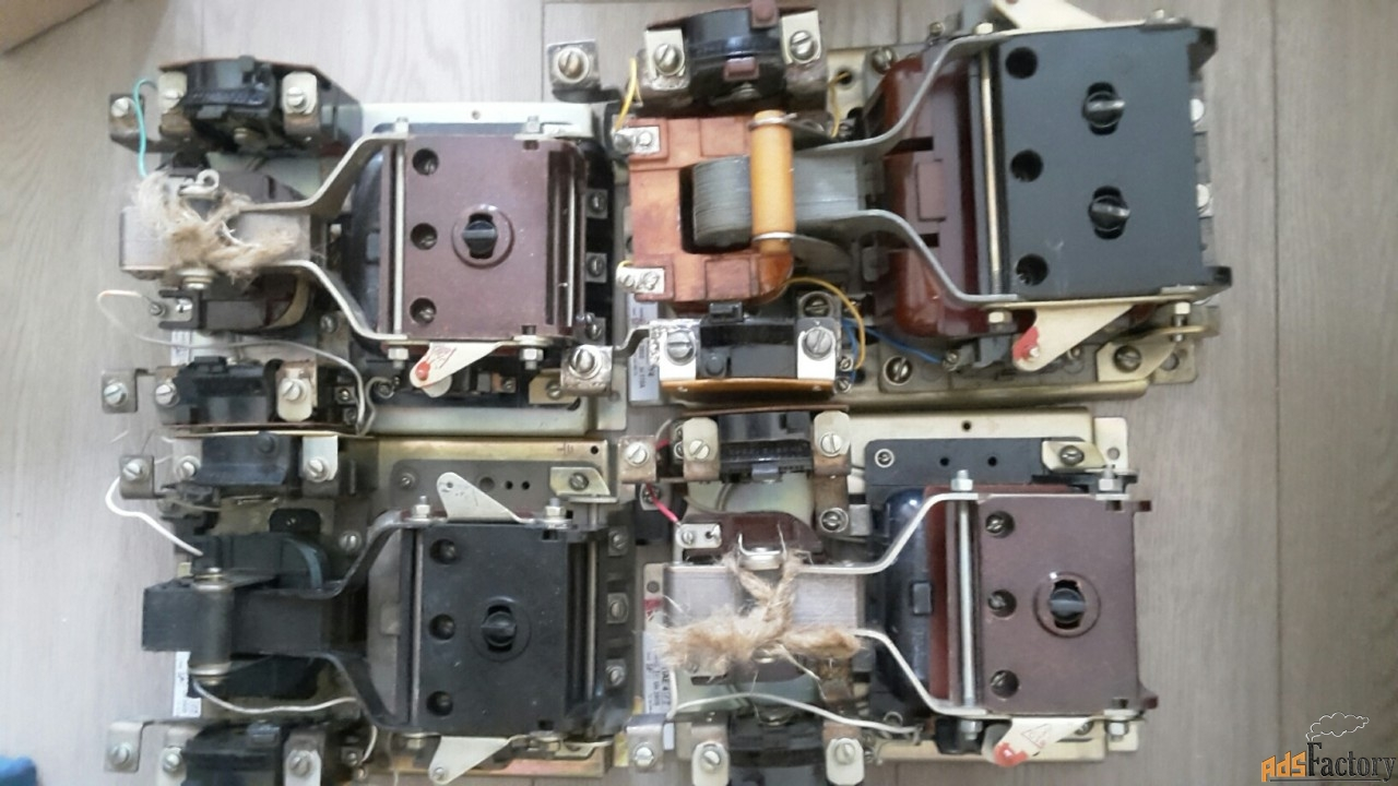 пускатели электромагнитные пае412