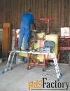 аренда профессиональных лестниц в тюмени