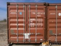 аренда 20-ти футового морского контейнера в тюмени