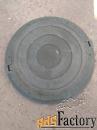 люк полимерно-песчаный