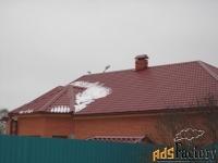 строительство крыш