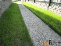 отмостка тропинки бетонный пол