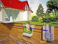 водопровод канализация под ключ