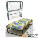 раскладушки - кровати с панцирной сеткой