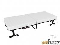 раскладушки-кровати с ортопедическим спальным местом