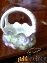 конфетница  из фарфора
